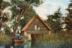 1918-1939  Broad boathouse