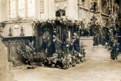 Harvest festival 1912