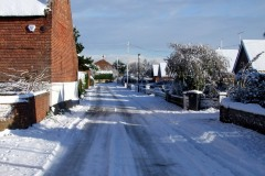 Staithe-Road-looking-east-2009-snow