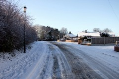 Staithe-Road-looking-west-2009-snow
