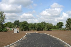 Staithe-Road-new-road-for-scout-hut.-2011
