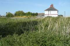 Staithe-Road-site-before-the-scout-hut-was-built