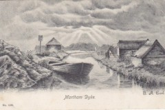 Staithe drawing
