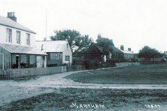 1920.  Boat-lets-business-on-village-green