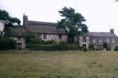 The Green c1950 Starlings house