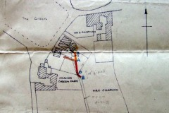 1951 Cranes-Green-Farm-pond-plan
