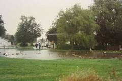 1987 Cranes-Green-former-pond-area floods