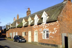 White Street Church Cottages