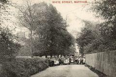 White Street children