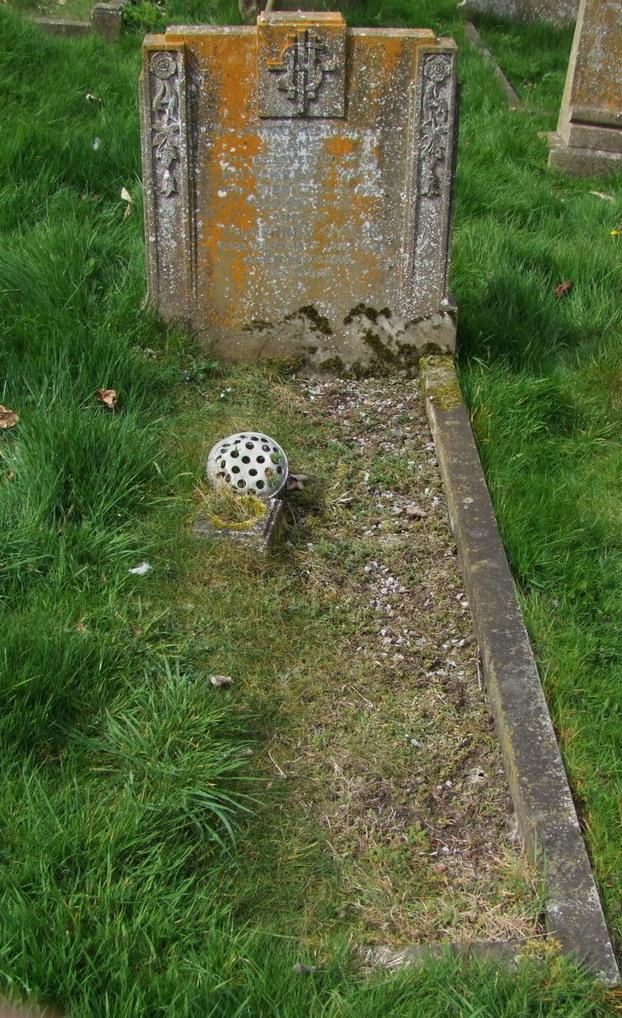 Humphrey Gymer gravestone